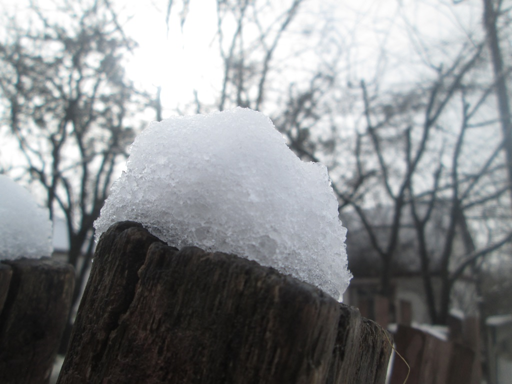 снег весной фото (83)