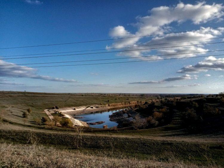 Russian unusual landscapes